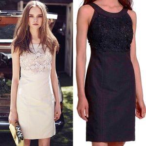 "Postmark ""Oleander Dress"" in black Size 00"